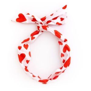 Ban.do Extreme Supercute Hearts Scarf